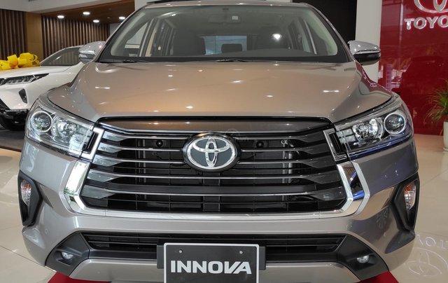 New Innova 2021 cập nhật giá mẫu mới - giao ngay tại Toyota Phan Văn Trị0