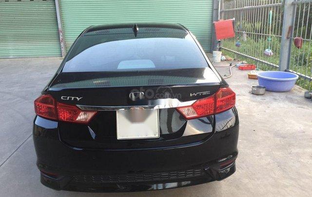 Bán xe Honda City sản xuất năm 2018, màu đen xe gia đình6