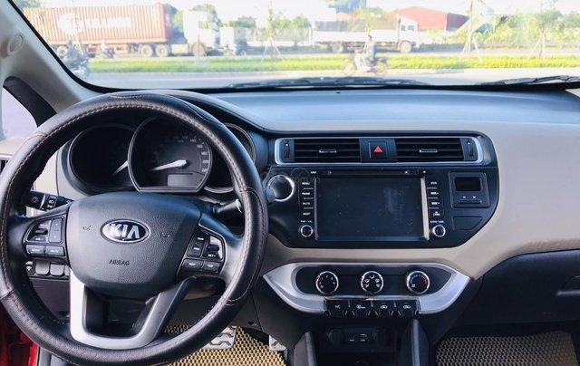 Bán nhanh Kia Rio nhập khẩu 2016 số tự động, động cơ xăng 1.4, zin hết4