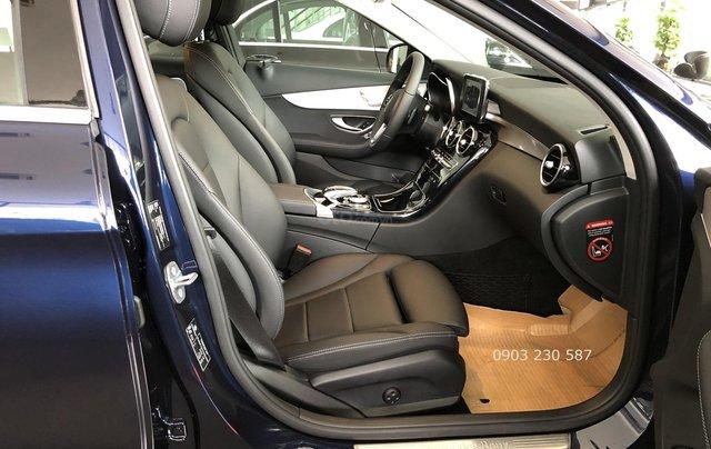 Bán xe Mercedes C180 lướt chính hãng model 2020 giá 1,28 tỷ bảo hành nhà máy 2,5 năm11