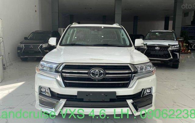 Bán Toyota Land Cruiser 4.6 VX S nhập khẩu Trung Đông 2021, xe giao ngay0