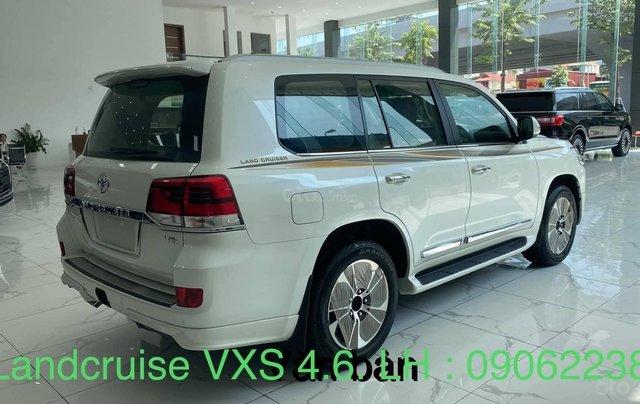 Bán Toyota Land Cruiser 4.6 VX S nhập khẩu Trung Đông 2021, xe giao ngay3