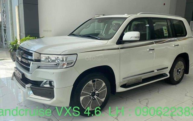 Bán Toyota Land Cruiser 4.6 VX S nhập khẩu Trung Đông 2021, xe giao ngay1