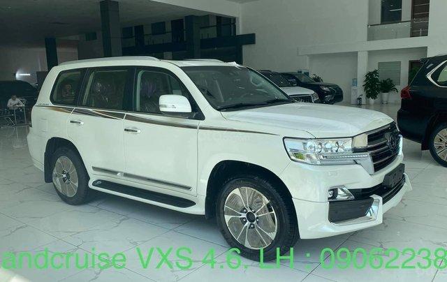 Bán Toyota Land Cruiser 4.6 VX S nhập khẩu Trung Đông 2021, xe giao ngay2