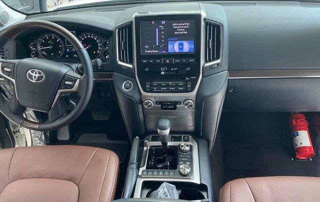 Bán Toyota Land Cruiser 4.6 VX S nhập khẩu Trung Đông 2021, xe giao ngay8