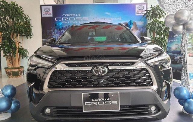 Giá xe Toyota Cross 1.8V 2020 cực hot Hà Nội, nhiều màu giao ngay, hỗ trợ trả góp lãi suất ưu đãi1