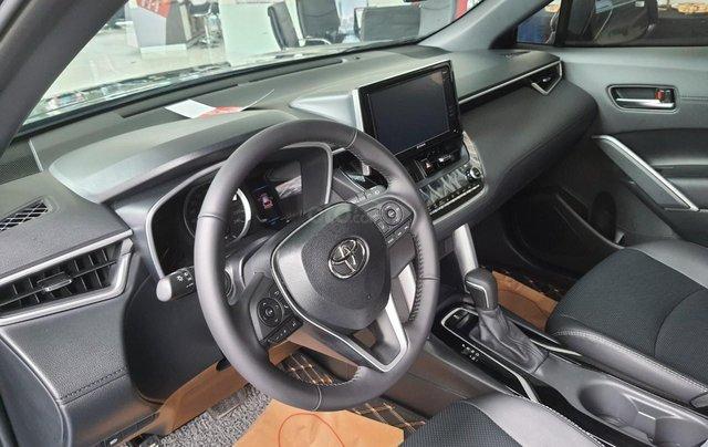 Giá xe Toyota Cross 1.8V 2020 cực hot Hà Nội, nhiều màu giao ngay, hỗ trợ trả góp lãi suất ưu đãi3