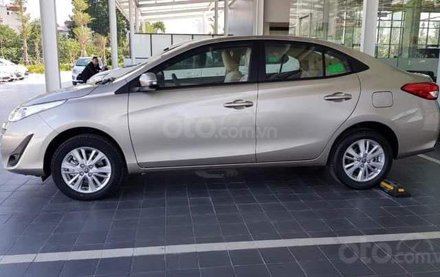 Giá xe Toyota Vios 1.5E CVT 2020 có nhiều ưu đãi tốt tại Toyota Hà Đông1