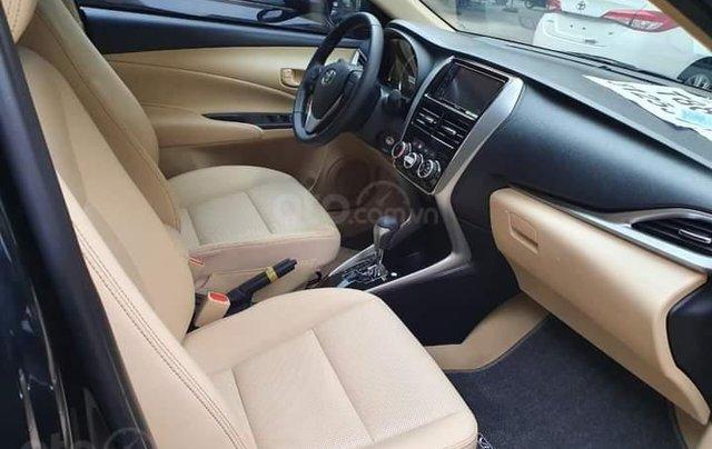 Giá xe Toyota Vios 1.5E CVT 2020 có nhiều ưu đãi tốt tại Toyota Hà Đông2