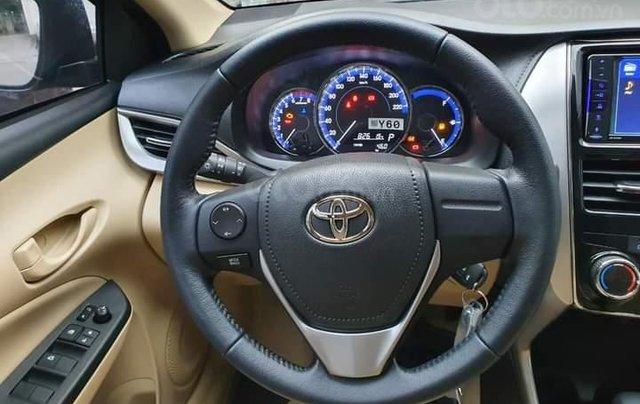 Giá xe Toyota Vios 1.5E CVT 2020 có nhiều ưu đãi tốt tại Toyota Hà Đông3