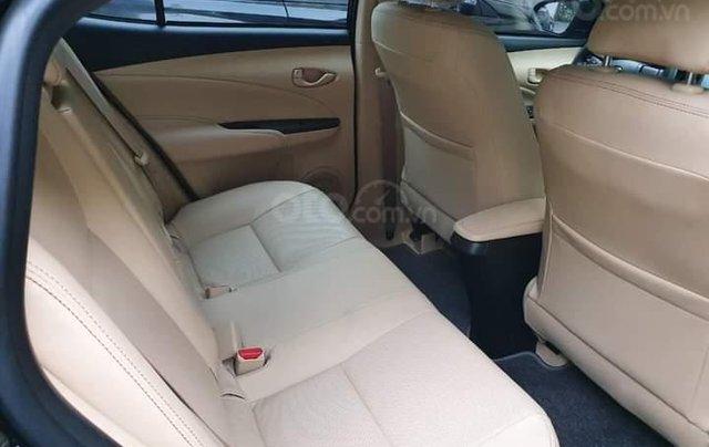 Giá xe Toyota Vios 1.5E CVT 2020 có nhiều ưu đãi tốt tại Toyota Hà Đông5
