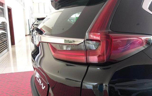 Honda Ôtô Thanh Hóa, giao ngay Honda CRV 1.5L, màu đen, giảm 100% phí trước bạ4