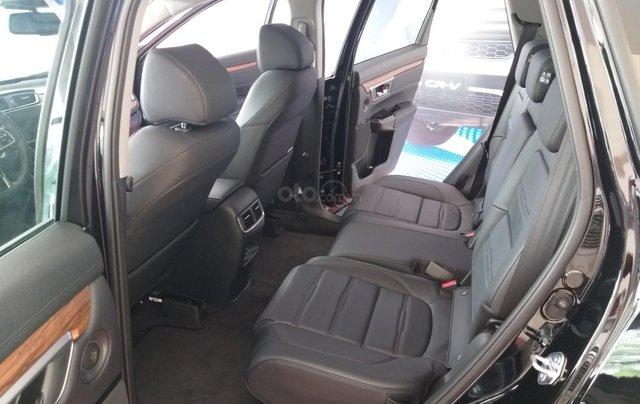 Honda Ôtô Thanh Hóa, giao ngay Honda CRV 1.5L, màu đen, giảm 100% phí trước bạ1