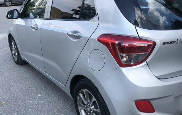 Hyundai Grand i10 bản đủ số sàn4