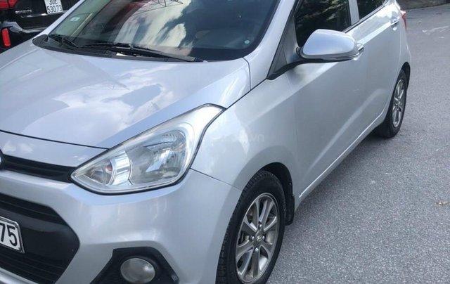Hyundai Grand i10 bản đủ số sàn7