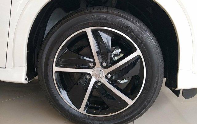 Honda Ôtô Thanh Hóa, giao ngay Honda HRV 1.8L, màu trắng, giảm 50% phí trước bạ và KM khủng tiền mặt1