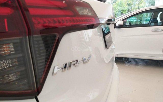Honda Ôtô Thanh Hóa, giao ngay Honda HRV 1.8L, màu trắng, giảm 50% phí trước bạ và KM khủng tiền mặt2