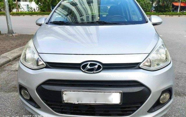 Hyundai Grand i10 bản đủ số sàn1