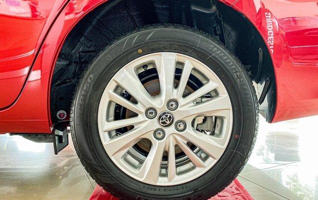 Toyota Vios 1.5E CVT giá tốt, khuyến mãi hấp dẫn, đủ màu giao ngay, hỗ trợ tài chính 85%/8 năm7