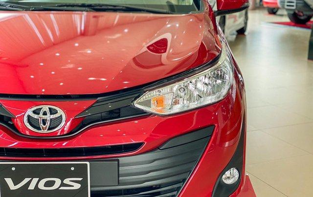 Toyota Vios 1.5E CVT giá tốt, khuyến mãi hấp dẫn, đủ màu giao ngay, hỗ trợ tài chính 85%/8 năm2