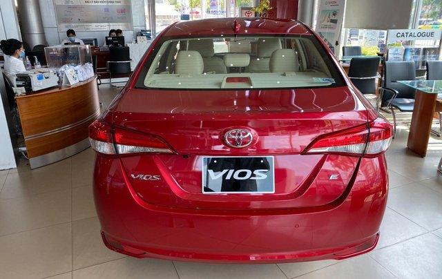 Toyota Vios 1.5E CVT giá tốt, khuyến mãi hấp dẫn, đủ màu giao ngay, hỗ trợ tài chính 85%/8 năm3