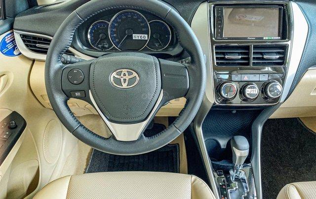Toyota Vios 1.5E CVT giá tốt, khuyến mãi hấp dẫn, đủ màu giao ngay, hỗ trợ tài chính 85%/8 năm8