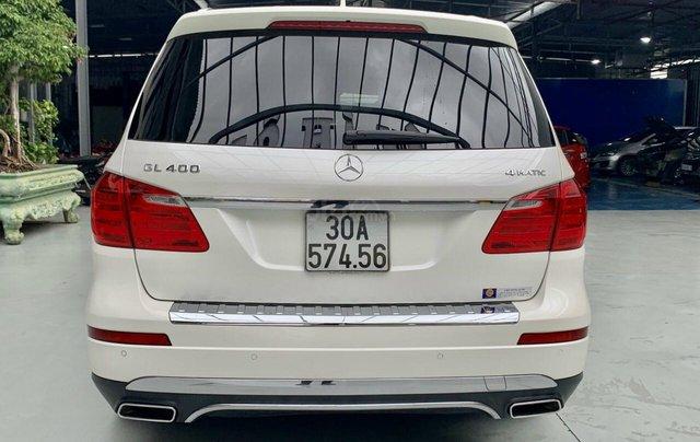 Bán xe Mercedes GL400 2014 còn rất mới, đẹp và có trả góp3