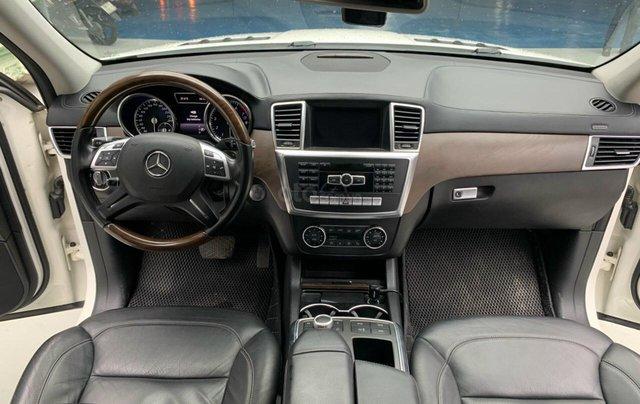 Bán xe Mercedes GL400 2014 còn rất mới, đẹp và có trả góp7