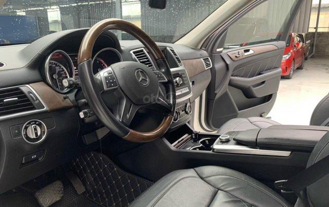 Bán xe Mercedes GL400 2014 còn rất mới, đẹp và có trả góp8