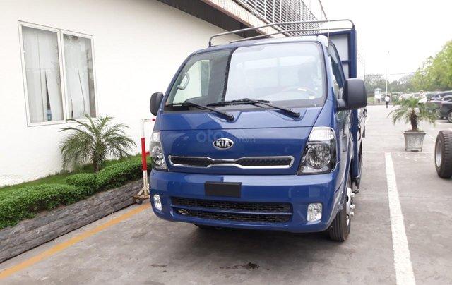 Xe tải Kia K250 tải 2.49 tấn phiên bản đặc biệt - xe gì lạ quá1