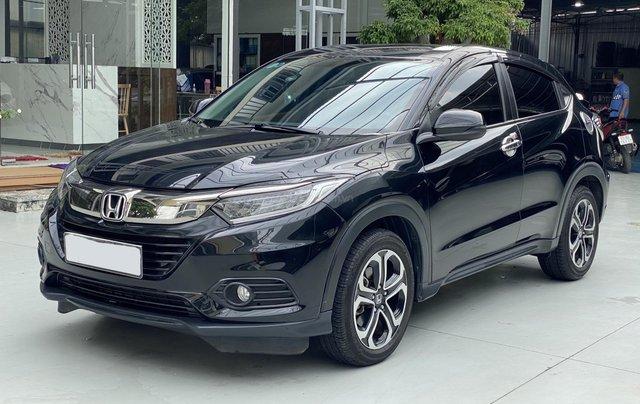 Honda HRV 1.8 G đăng ký 2019, biển TP tiết kiệm 20tr, xe gia đình sử dụng, chạy 15000km, bao check hãng, có trả góp1
