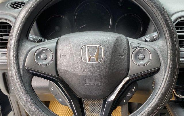 Honda HRV 1.8 G đăng ký 2019, biển TP tiết kiệm 20tr, xe gia đình sử dụng, chạy 15000km, bao check hãng, có trả góp10