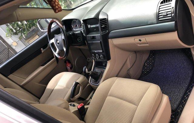 Bán Chevrolet Captiva SX 20092
