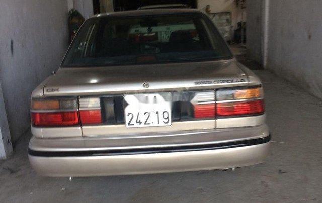 Cần bán Toyota Corolla năm 1990, nhập khẩu, giá chỉ 70 triệu0