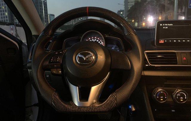Ưu đãi giảm giá sâu với chiếc Mazda 3 màu trắng, đời 2015, xe còn mới, một đời chủ sử dụng5