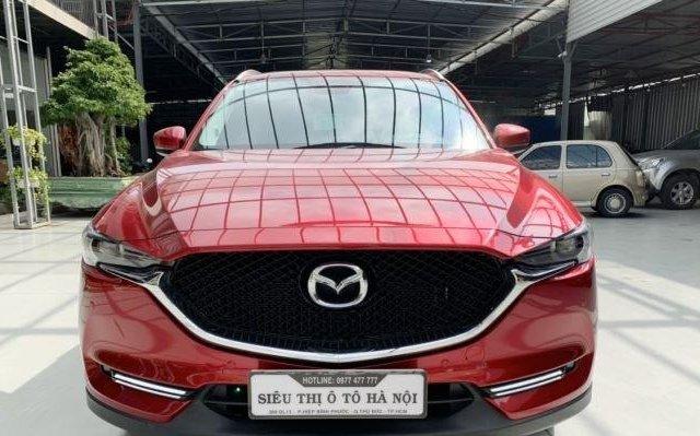 Bán xe Mazda CX-5 2.5 AT 2WD, đời 2019, màu Đỏ, giá 885 triệu2