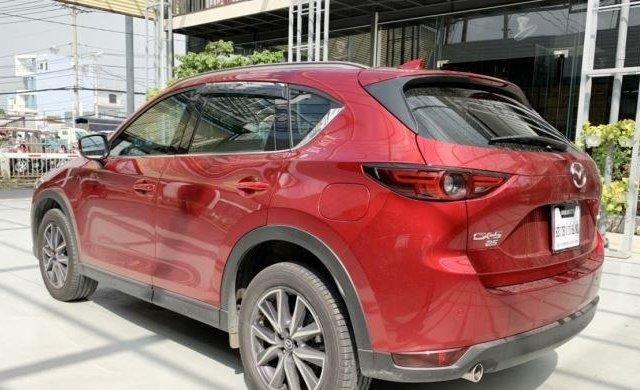 Bán xe Mazda CX-5 2.5 AT 2WD, đời 2019, màu Đỏ, giá 885 triệu3