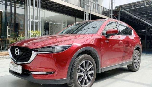 Bán xe Mazda CX-5 2.5 AT 2WD, đời 2019, màu Đỏ, giá 885 triệu1