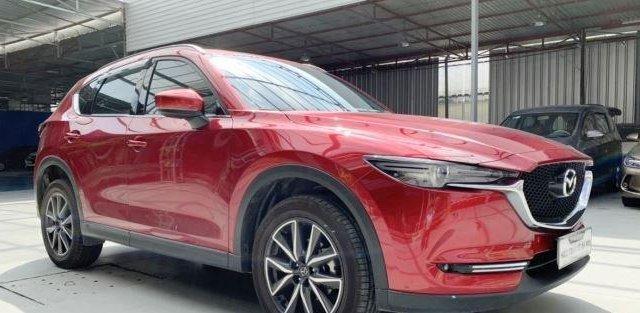Bán xe Mazda CX-5 2.5 AT 2WD, đời 2019, màu Đỏ, giá 885 triệu0