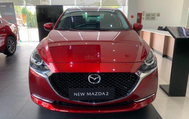 [TPHCM] New Mazda 2 - ưu đãi 50% thuế - đủ màu - tặng phụ kiện - chỉ 165tr0