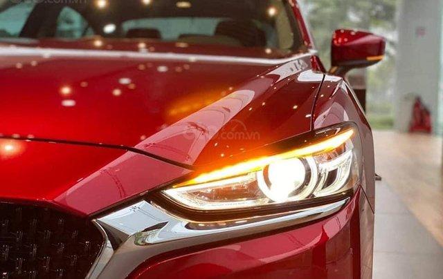 [TPHCM] New Mazda 6 - ưu đãi hơn 50tr - đủ màu - tặng phụ kiện - chỉ 245tr1