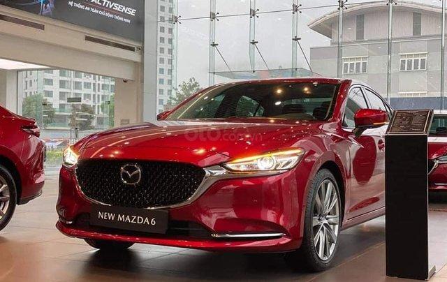 [TPHCM] New Mazda 6 - ưu đãi hơn 50tr - đủ màu - tặng phụ kiện - chỉ 245tr2