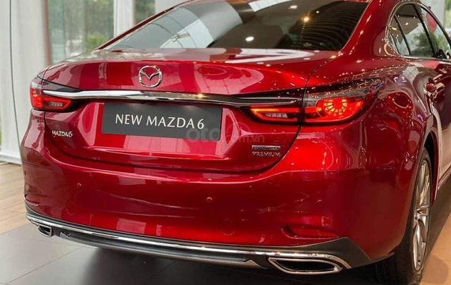 [TPHCM] new Mazda 6 - ưu đãi hơn 50tr - đủ màu - tặng phụ kiện - chỉ 245tr3