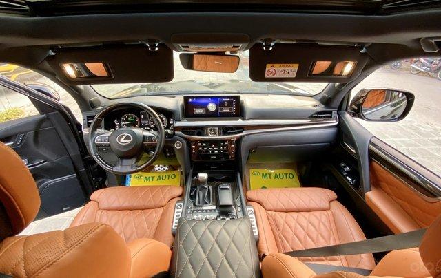 Lexus LX570S Super Sport MBS 4 ghế SX cuối 2018, tên công ty, xe đi 8000km như mới tinh8