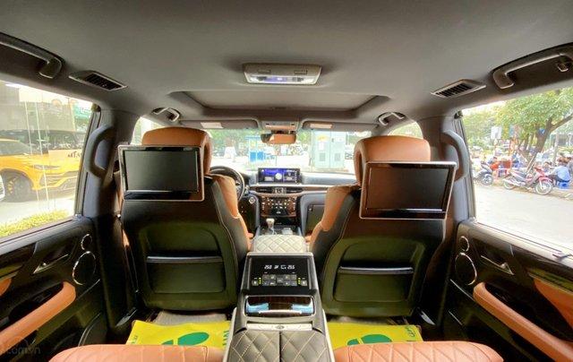 Lexus LX570S Super Sport MBS 4 ghế SX cuối 2018, tên công ty, xe đi 8000km như mới tinh9
