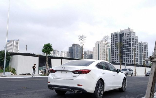 Bán xe Mazda 6 2.0 Premium 20184