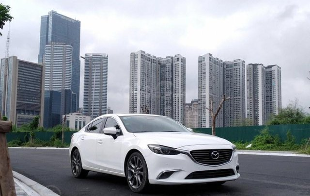 Bán xe Mazda 6 2.0 Premium 20182