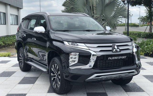 Mitsubishi Pajero Sport nhập khẩu 100% giá cực chất2