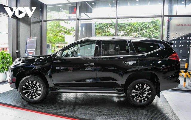 Mitsubishi Pajero Sport nhập khẩu 100% giá cực chất8