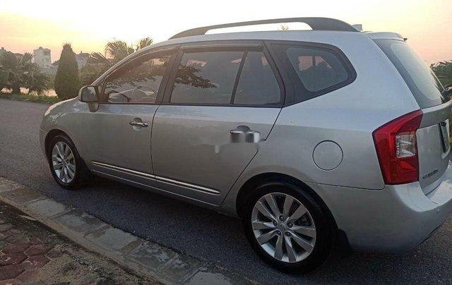 Bán ô tô Kia Carens sản xuất năm 2009, màu bạc, nhập khẩu, số tự động2